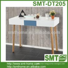 Vanity Makeup Table Mirror Dressing Desk Wood Dresser Bedroom