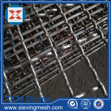 Mesh Stainless Woven Crimped Wire Mesh