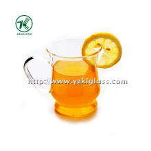 Double Wall Tea Cup by BV, SGS, (L: 11.8cm, W: 8CMH: 9.5cm, 395ml)