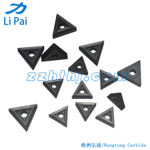 Uncoated Tungsten Carbide Cutting Inserts