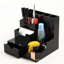 Stationery Supplies Acrylic File Storage set desk Desktop Office Desk Organizer