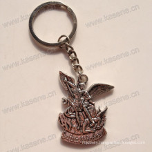 Catholic Saint Jude Angel Keychain Pendant