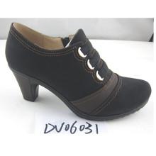 New Style Chuncky Ferse Ankle Boot für Frauen (S 42-3)