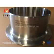 Lap Joint Stub End RF ASTM B366 UNS N04400