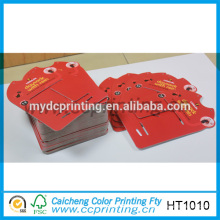 High Quality Display business card usb flash drive Colorful Holder