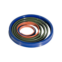 Colorful NBR Silicone Rubber O Rings Black O Ring