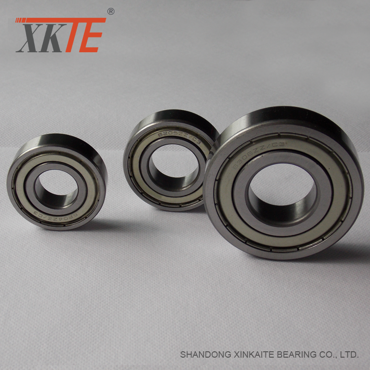 Iron Shielded Ball Bearing