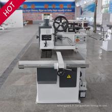 Fabriqué en Chine Machine à scier à une seule lame