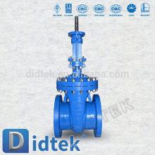 Didtek International Famous Brand Oil Válvula de compuerta de latón industrial