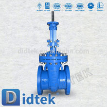 Didtek International Famous Brand Oil Industrial brass gate valve