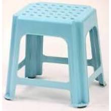 Forma quadrada 32 alta cadeira plástica