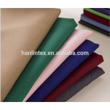 Poliéster mini matt / pano de mesa / tecido uniforme 140-190gsm