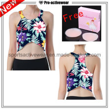High Quality Custom Made Sexy Sublimation Wholesale Girls Tank Tops