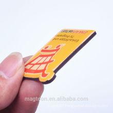 customized 3d advertising epoxy fridge magnet