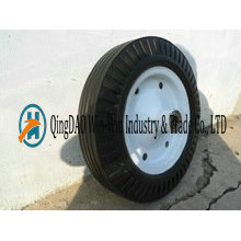 400mm Solid Rubber Wheels for High Capacity Machines