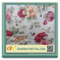 100% Polyester soft velvet Fabric sofa fabric print