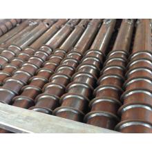 Parafusos de aterramento de flange de metal Pilhas Pilha de parafusos