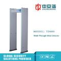 Hoch einstellbare 50 Frequency Anti Interference Metalldetektor mit Passwortschutz