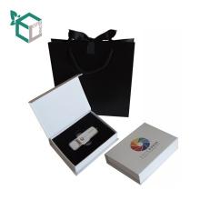 Favor Storage Paper Ups Magnetischer Kasten mit kundengebundenem Drucken