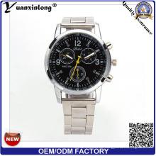 Yxl-667 Luxuxqualitätsquarz-Chronographen-Mann-Armbanduhr