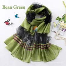2015 mujeres grandes de la bufanda del otoño y de la tendencia del nacional de Bohemia de las mujeres los 170cm * 80cm de la bufanda de las mujeres y de la bufanda de la bufanda del algodón