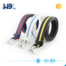 Alloy Zinc Buckles Men Jean Belt