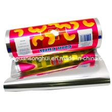 Nuts Película de Empaque / Película de Rollo de Plástico para Nueces / Película de Alimentos
