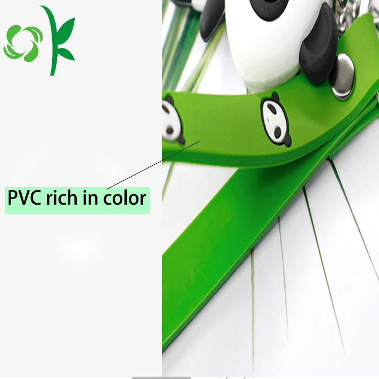 pvc souvenir keychain