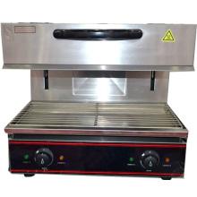 Dapur lengkap peralatan keluli tahan karat elektrik Salamander Grill