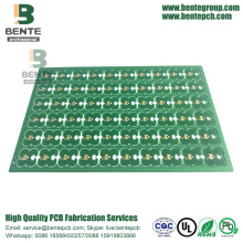 Ultrathin Small CNC Slot 2 Layer Prototype PCB