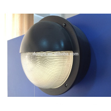 ETL listed flash led luz de la pared luz de la antorcha de estacionamiento