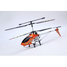 3.5CH Mitte Größe RC Metall Hubschrauber mit Gyro Blast V1 Orange Farbe