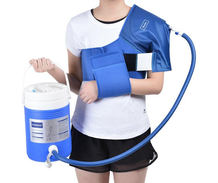 shoulder cuff cooler