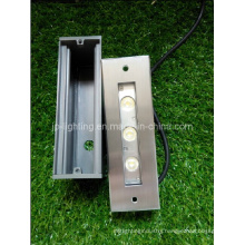 3W IP67 Recessed Linear LED Step Wall Light (JP820431)