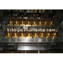 Juice bottle preform mould