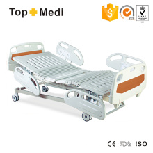 Detachable Head Foot Board Five Function Electric Inclinable Hospital Bed