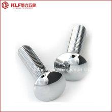 DIN603 Нержавеющая сталь Крышка головки квадратной шейки Шестигранный болт