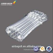 toner cartridge inflatable air column bag packing