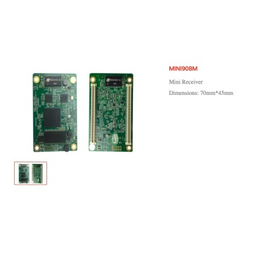 Receptor MINI de display led MINI908M
