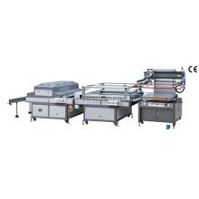 Автоматическая машина для трафаретной печати