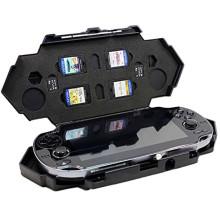 Cas dur de protection d'armure pour la boîte de coquille de couverture de Sony PS Vita PSV1000