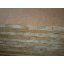 19mm Pine Core Veneer Blockboard From China Luli Group