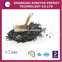 High density nut shell bulk activated carbon buyers
