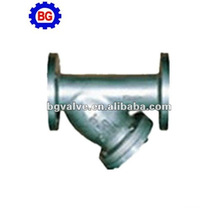 Stainless Steel Flange Strainer
