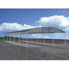 Large Span Construction Design Light Steel Prefab Swimming Pool