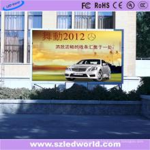 P6 SMD3535 Werbung Bildschirme LED-Anzeige 960X960 Eisen Schrank