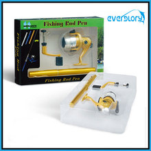 Spinning Reel et Rod Combo ensemble Pen Rod avec la bobine