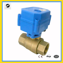 Пропорциональный Электрический шариковый клапан 2way/3 исхода для системы контроля воды