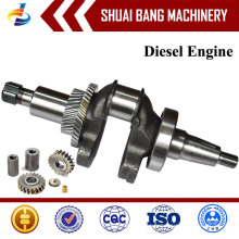 Le vilebrequin de moteur diesel de pompe à haute pression de prix concurrentiel de service en gros de Shuaibang, OEM CRANKSHAFT