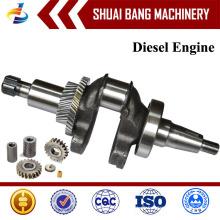 Shuaibang Atacado Serviço Preço Competitivo de Alta Pressão Da Bomba Do Motor Diesel Virabrequim, OEM MANIVELADOR